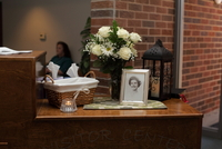 Photo #7-Guest Book Table in Visitor Center