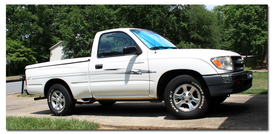 Rich McCoy's 1999 Toyota Tacoma Pickup Truck