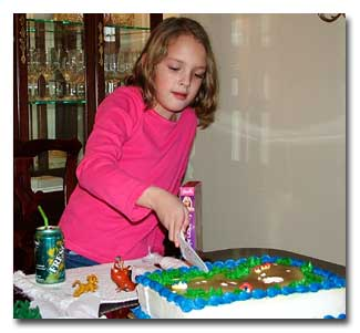 Lauren McCoy - 9th Birthday