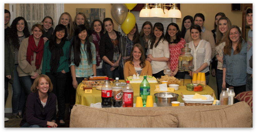 Lauren McCoy - 18th Birthday Party
