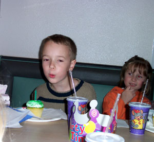 Ryan McCoy - 8th Birthday