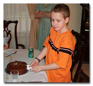 Ryan McCoy - 11th Birthday