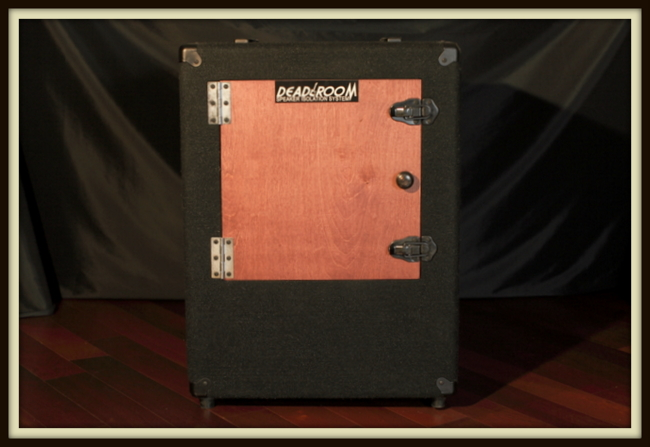 Grendel Sound Dead Room Mark II Isolation Cabinet