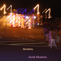 'Aural Allusions' Cover Art