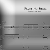 'Rhyme Nor Reason' Cover Art