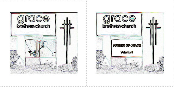 Grace Church At Town Center Worship Team - Sounds Of Grace - Volume II CD