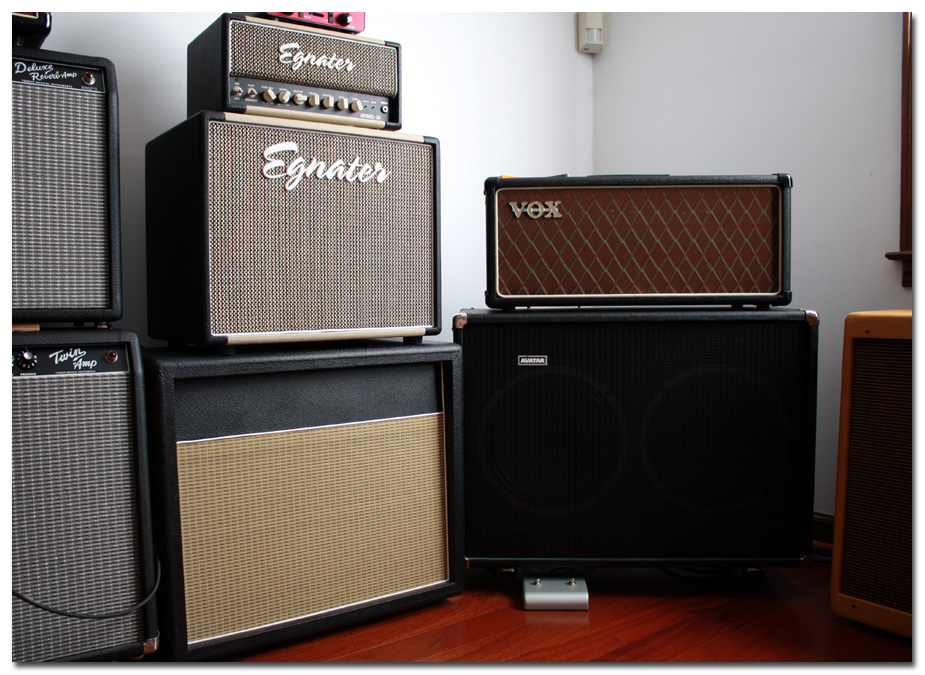 Some of the Guitar Amps
