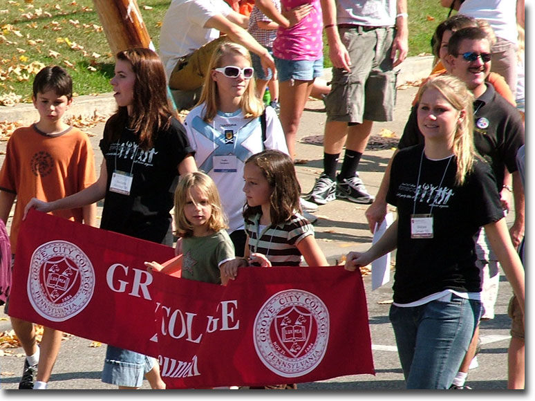Grove City College 2007 Homecoming, Oct 06, 2007